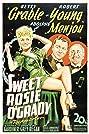 Sweet Rosie O'Grady (1943) Poster