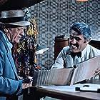 William Holden and Mario Adorf in Fedora (1978)