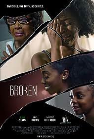 Beverly Todd, Jillian Reeves, Makenzie Lee-Foster, and Ariel Brown in Broken (2020)