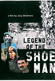 Legend of the Shoe Man Poster