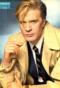 Primary photo for Martin Fry