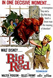 Big Red (1962) Poster - Movie Forum, Cast, Reviews