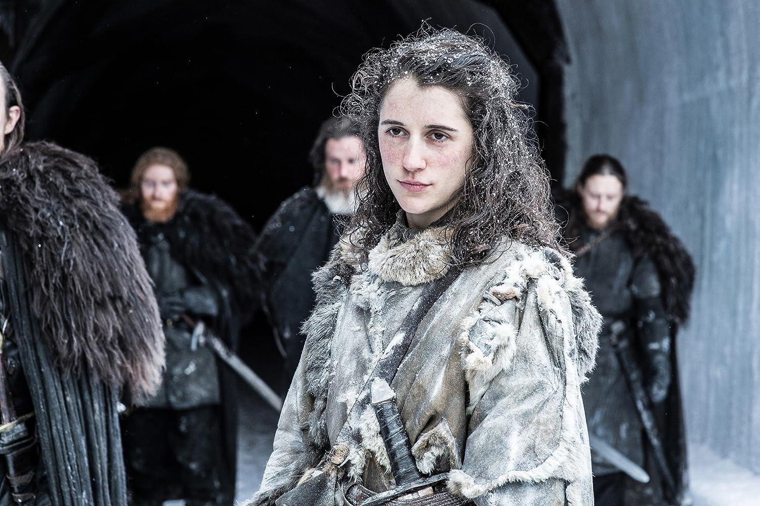 Ellie Kendrick dalam Game of Thrones (2011)