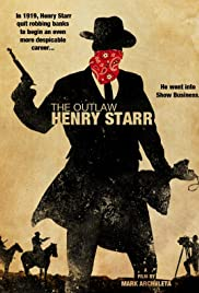 The Outlaw Henry Starr Poster