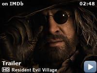 resident evil 8 chris redfield voice
