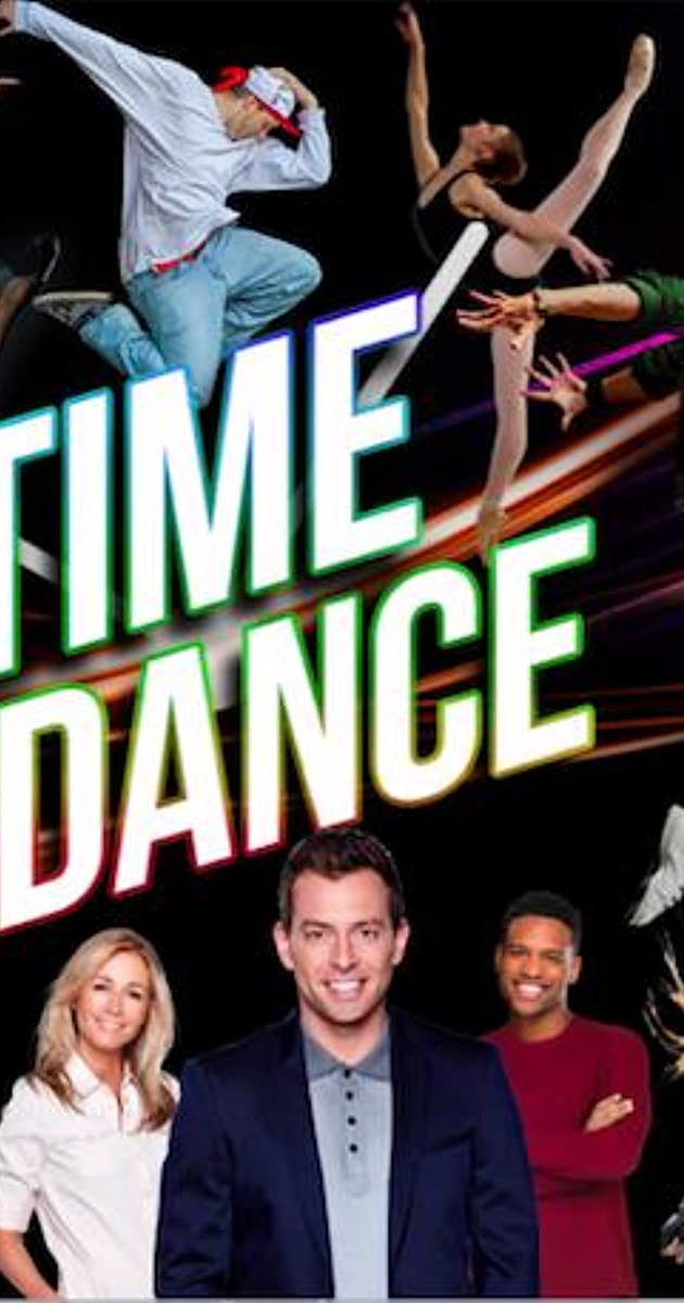time to dance movie 2018