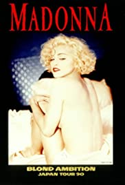 Madonna: Blond Ambition - Japan Tour 90 (1990) Poster - Movie Forum, Cast, Reviews