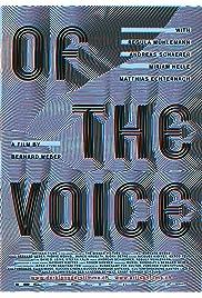 Der Klang der Stimme