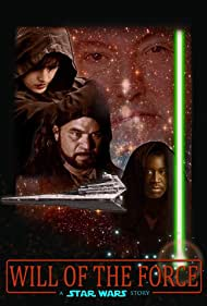Lee Armstrong, Victoria Respass, and Stephen C. Bastian in Star Wars: Will of the Force - An Independent Homage Film (2023)