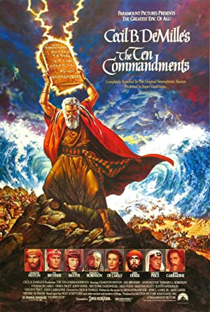 Movie The Ten Commandments (1956)