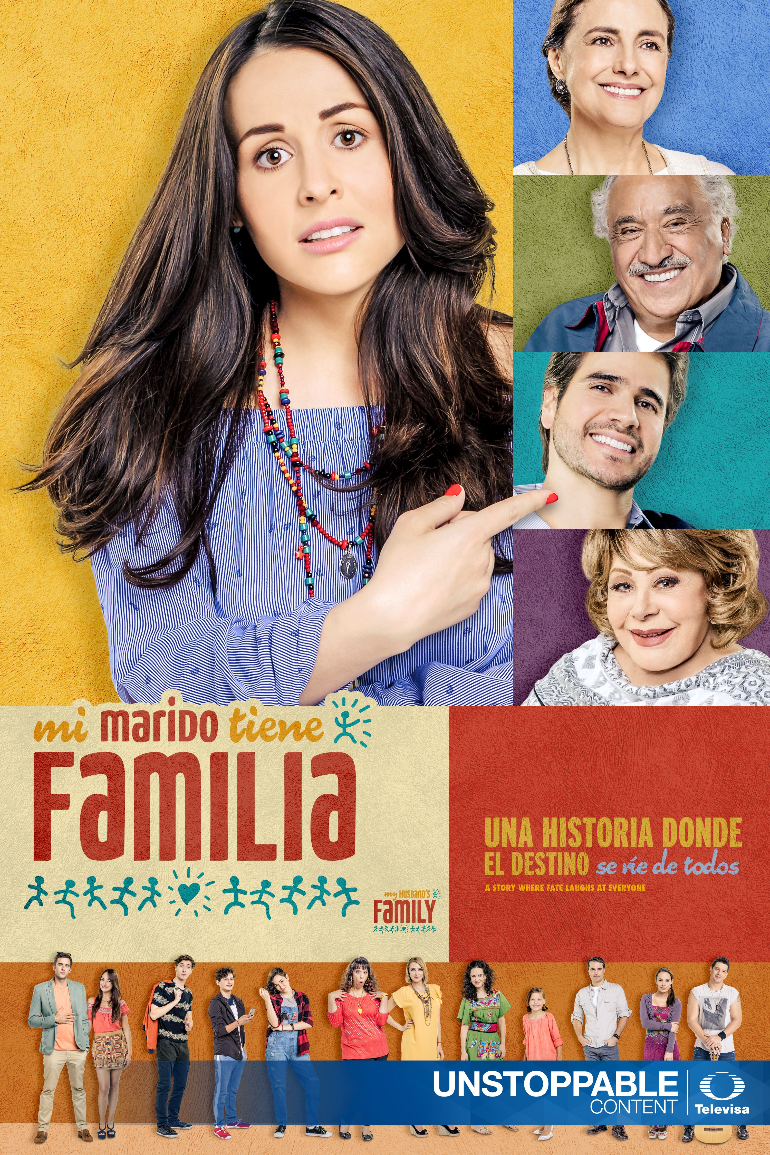 My Husband's Family (2020) Hindi Complete Season 1 1080p WEB DL Download