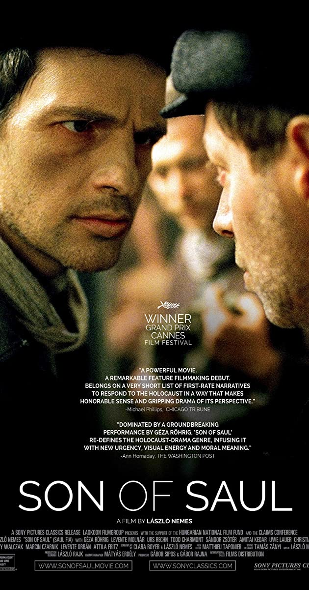 Watch Full HD Movie Son of Saul (2015)