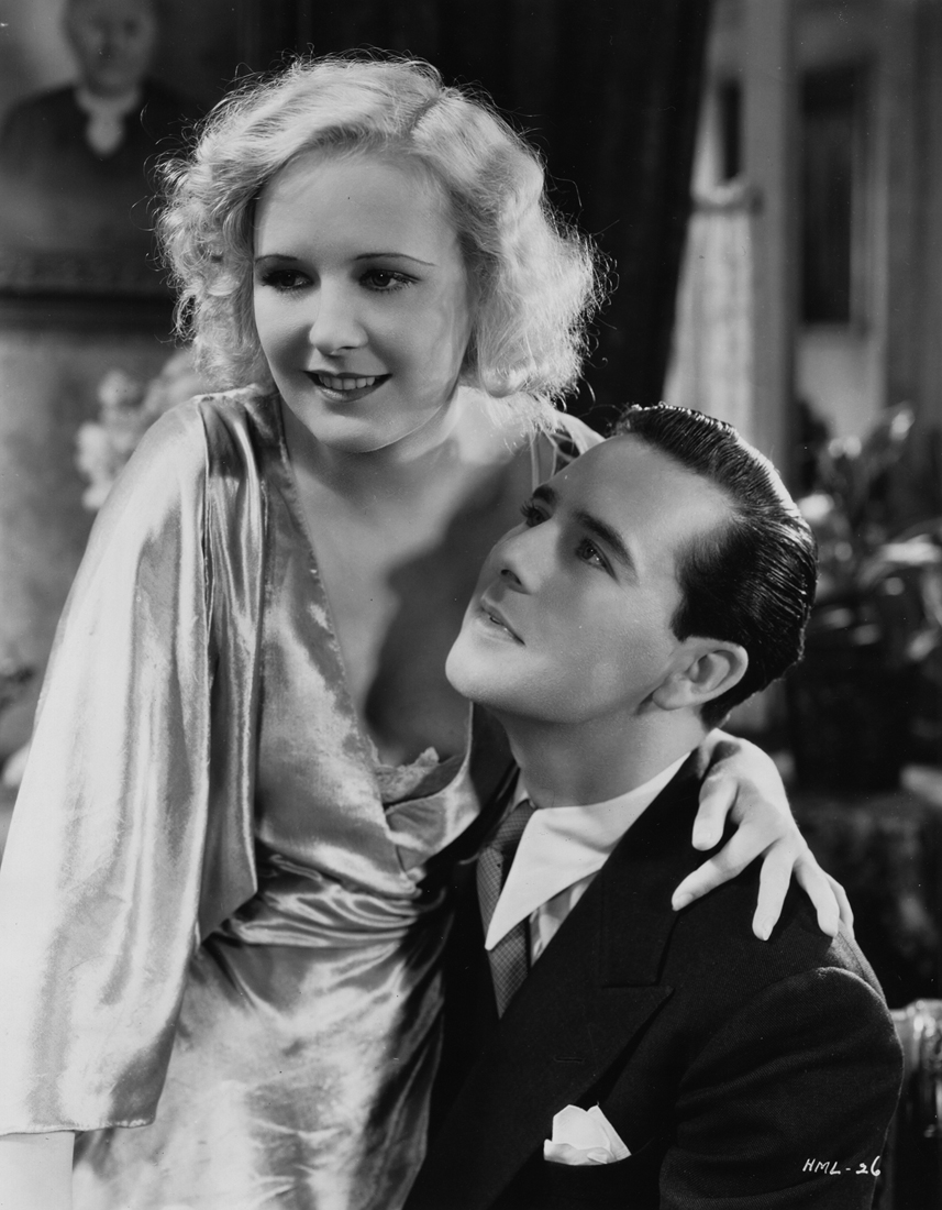 Ben Lyon and Marilyn Miller in Her Majesty, Love (1931)