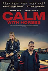 Cosmo Jarvis and Barry Keoghan in Calm with Horses (2019)