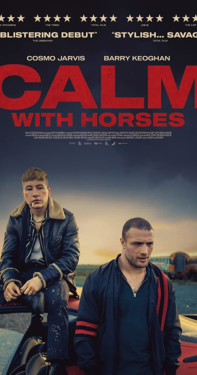 Subtitle of Calm with Horses