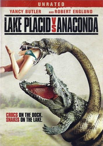Lake Placid vs. Anaconda (2015) Hindi Dubbed