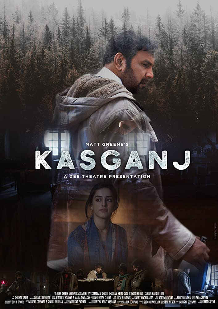 Kasganj 2019 Hindi 720p HDRip 600MB