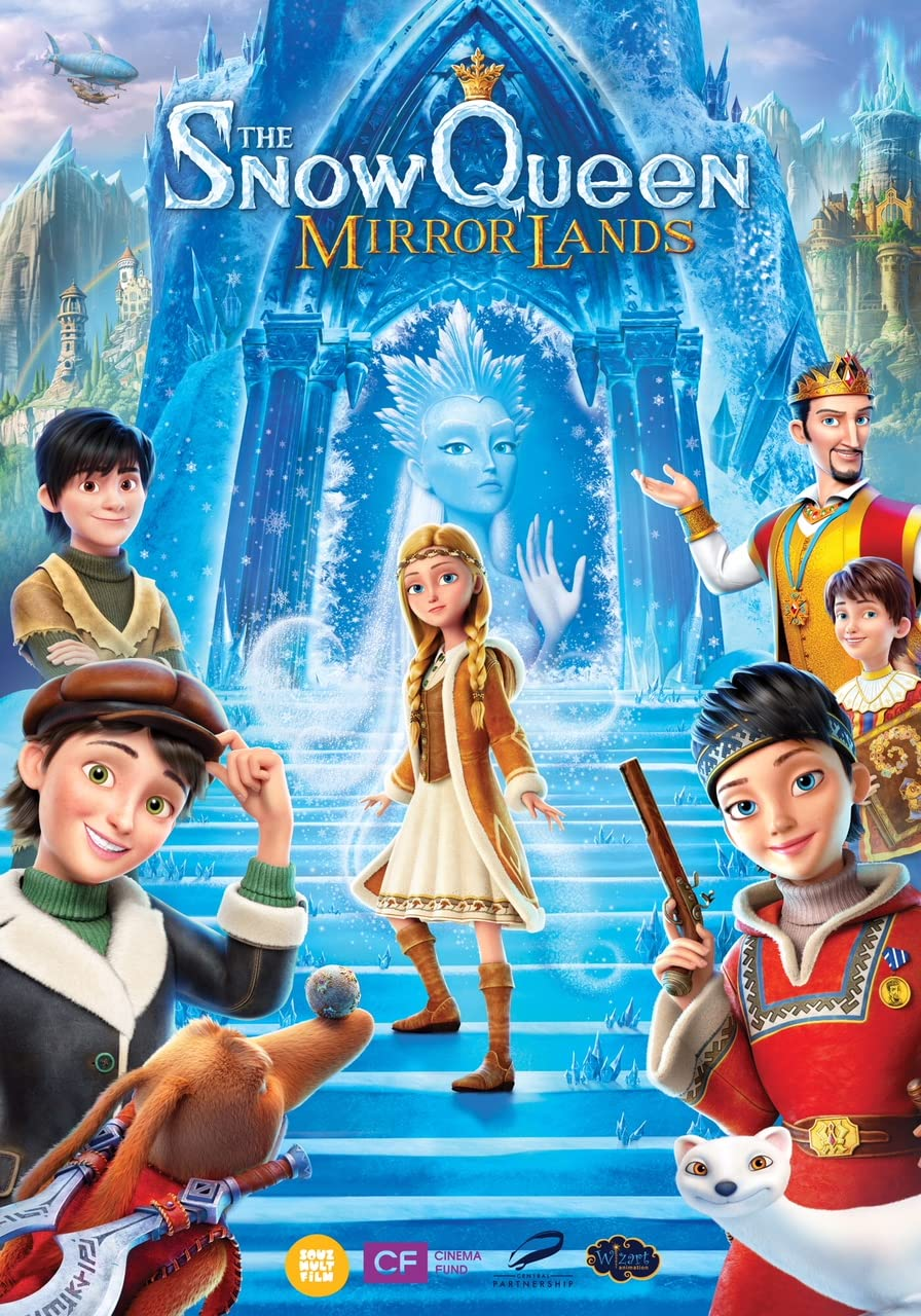 The Snow Queen: Mirrorlands (2018) Hindi Dubbed