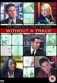 Without a Trace Season 1: Fingerprints Poster