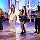 Anna Soomin Klenz, Vivien Schwestka, Michelle Patz, and Claudia Greco in Deutschland sucht den Superstar (2002)