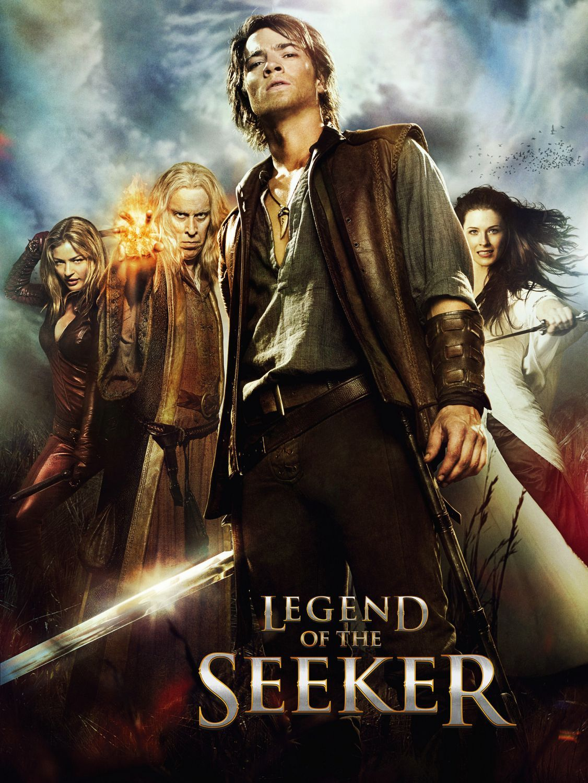 Legend of the Seeker Season 2 COMPLETE WEBRip 480p, 720p & 1080p