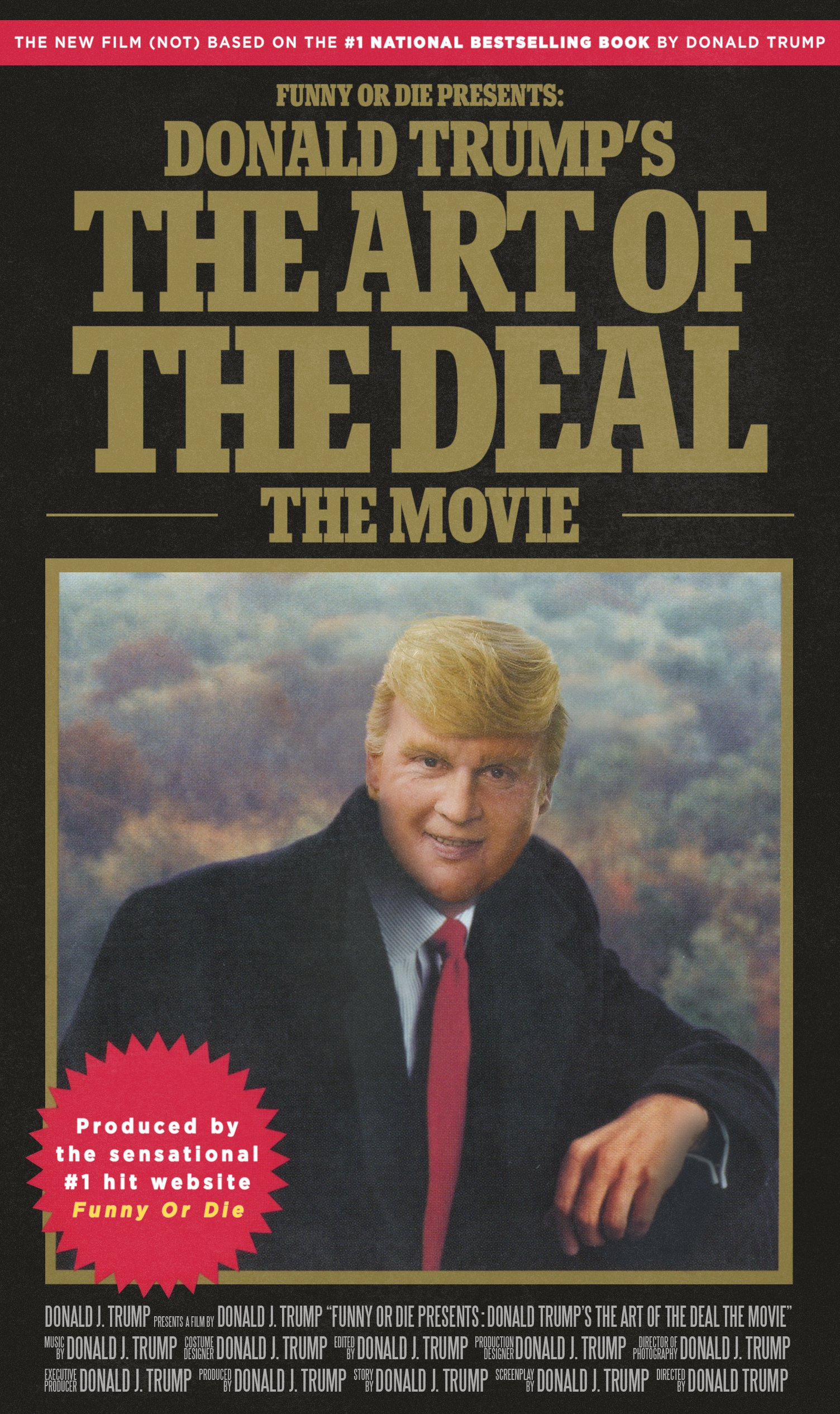 What films did Donald Trump film-making of the President of the USA play in? 9 films with the most famous roles 30