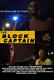The Block Captain Poster