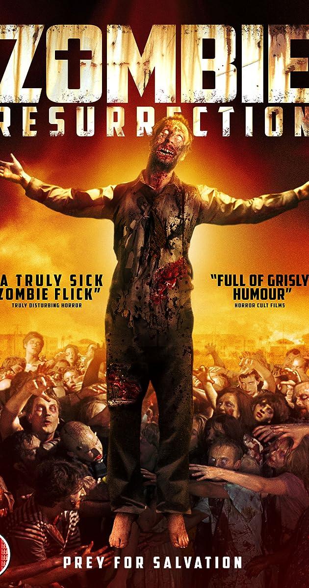 Subtitle of Zombie Resurrection