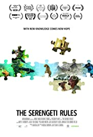 Serengeti Rules Poster