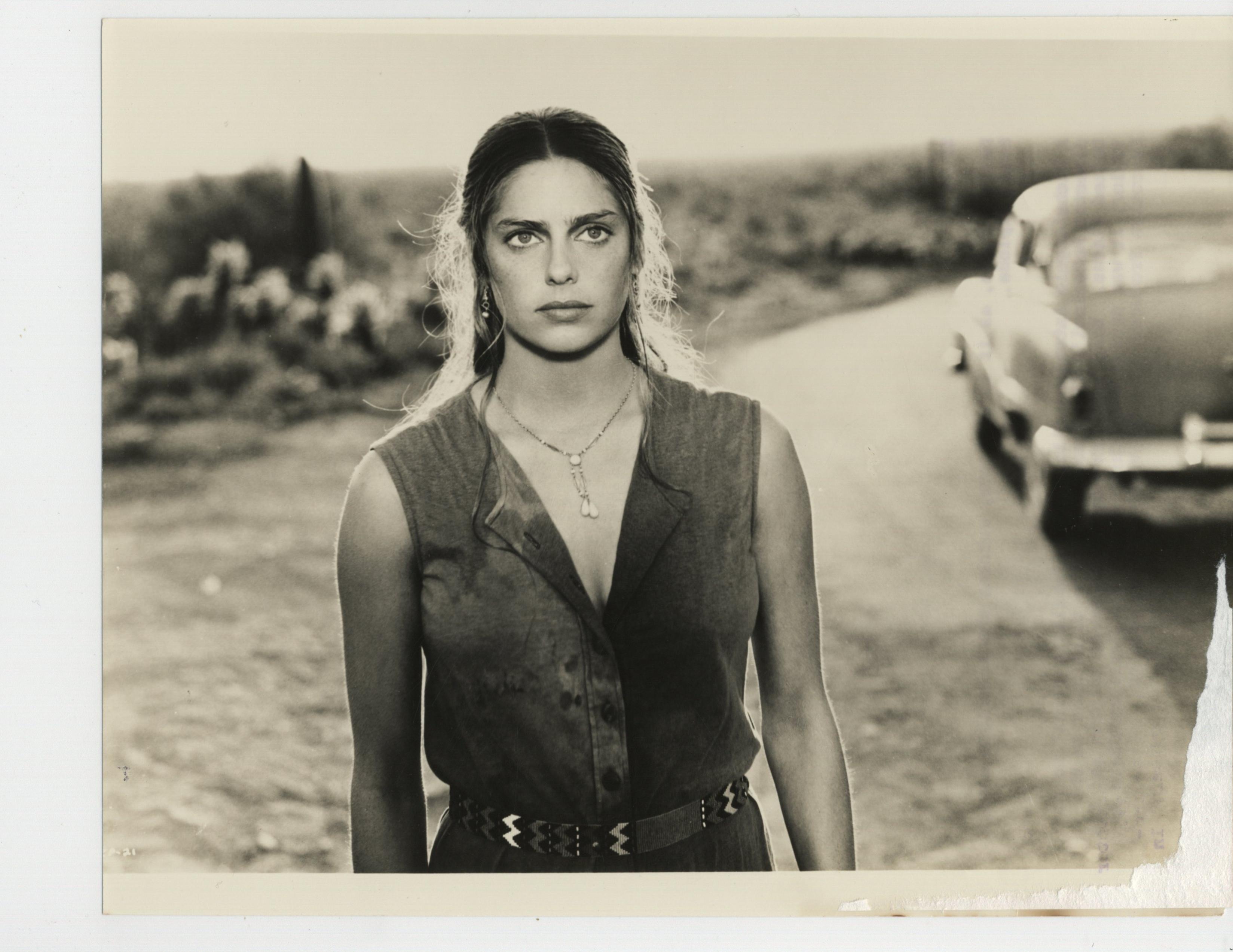 Daria Halprin in Zabriskie Point (1970)