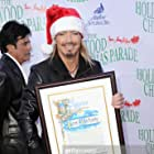 Bret Michaels at an event for 88th Annual Hollywood Christmas Parade (2019)