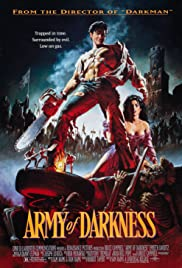 Army of Darkness (1992) Poster - Movie Forum, Cast, Reviews