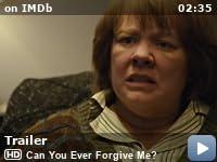 Can You Ever Forgive Me? (2018) - IMDb