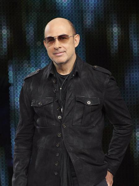 John Varvatos in Fashion Star (2012)