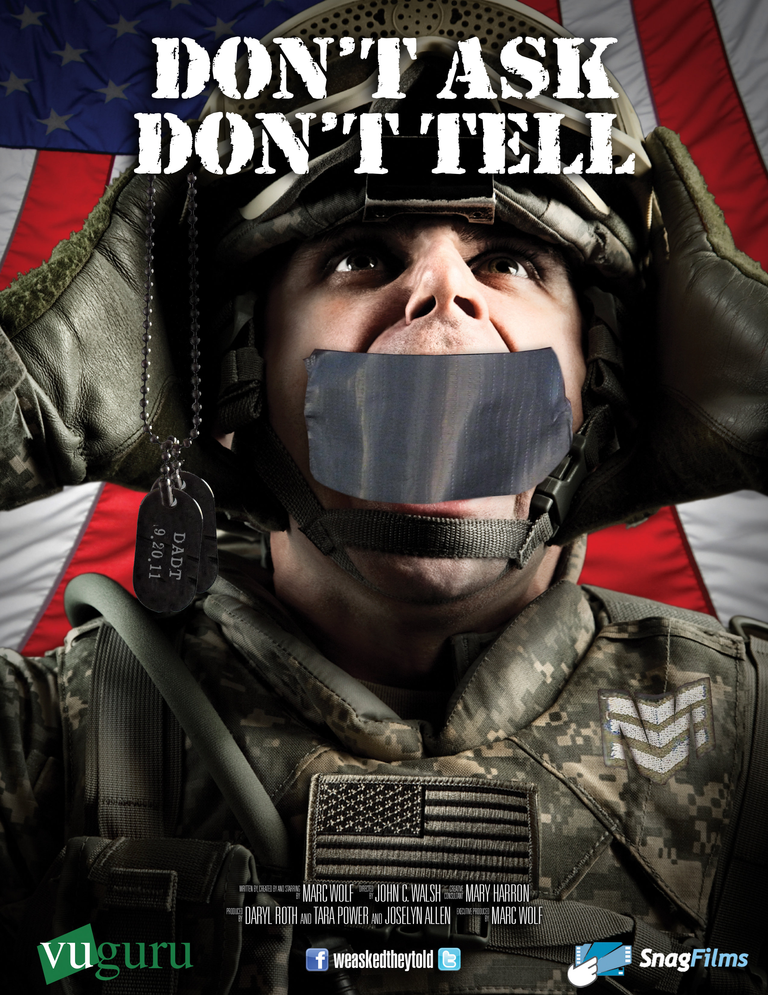 Don't Ask, Don't Tell (2011)