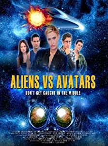 Movie rent watch Aliens vs. Avatars USA [Quad]