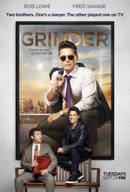 The Grinder Tv Series 20152016 Imdb