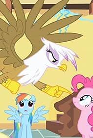 Tara Strong, Tabitha St. Germain, Maryke Hendrikse, Andrea Libman, and Ashleigh Ball in My Little Pony: Friendship Is Magic (2010)
