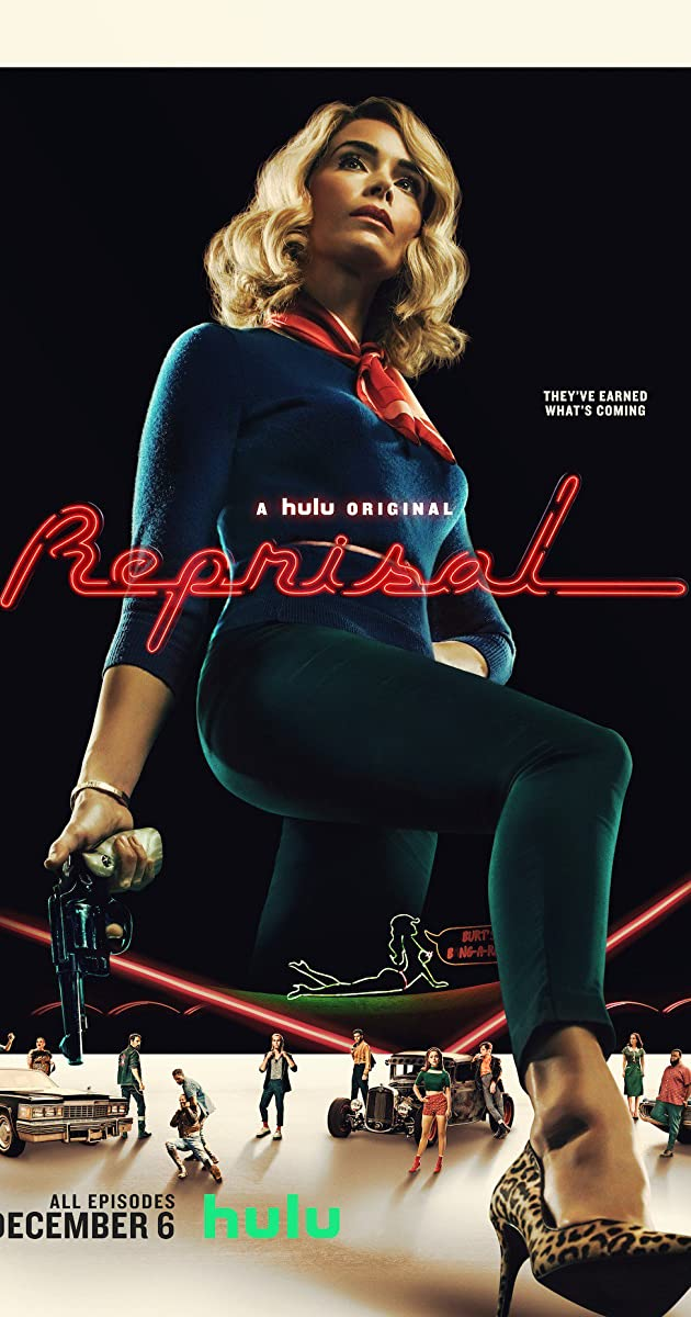 descarga gratis la Temporada 1 de Reprisal o transmite Capitulo episodios completos en HD 720p 1080p con torrent