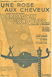 Broadway Gondolier Poster