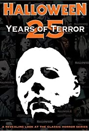 Halloween: 25 Years of Terror Poster
