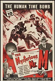 The Mysterious Mr. M Poster