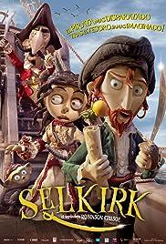 Selkirk, el verdadero Robinson Crusoe Poster