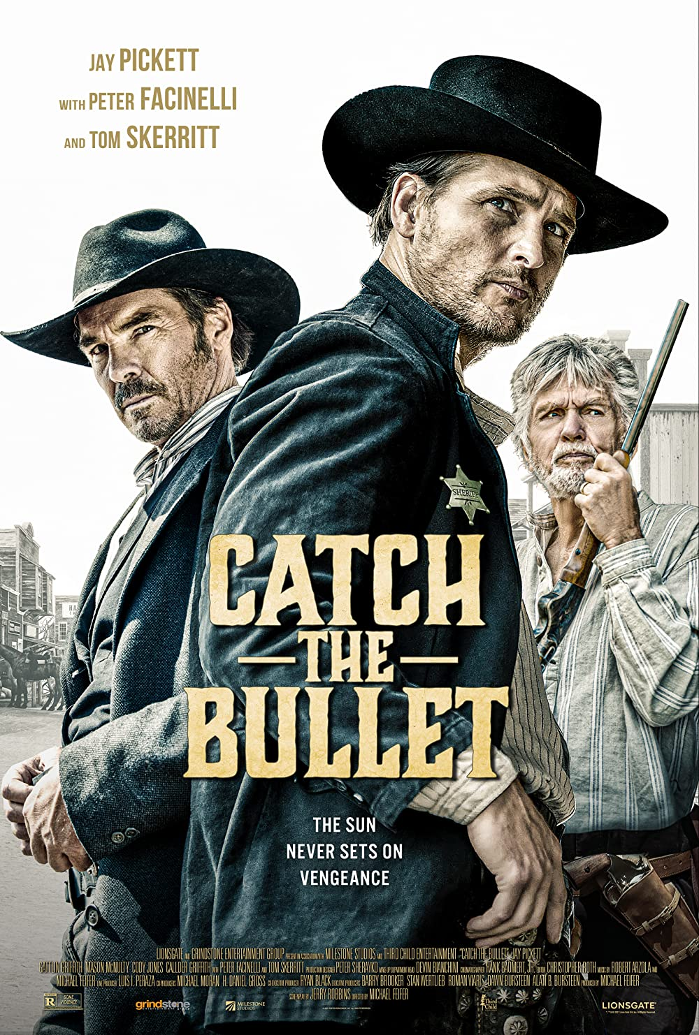 Catch the Bullet 2021 English 720p | 480p BluRay 800MB Download