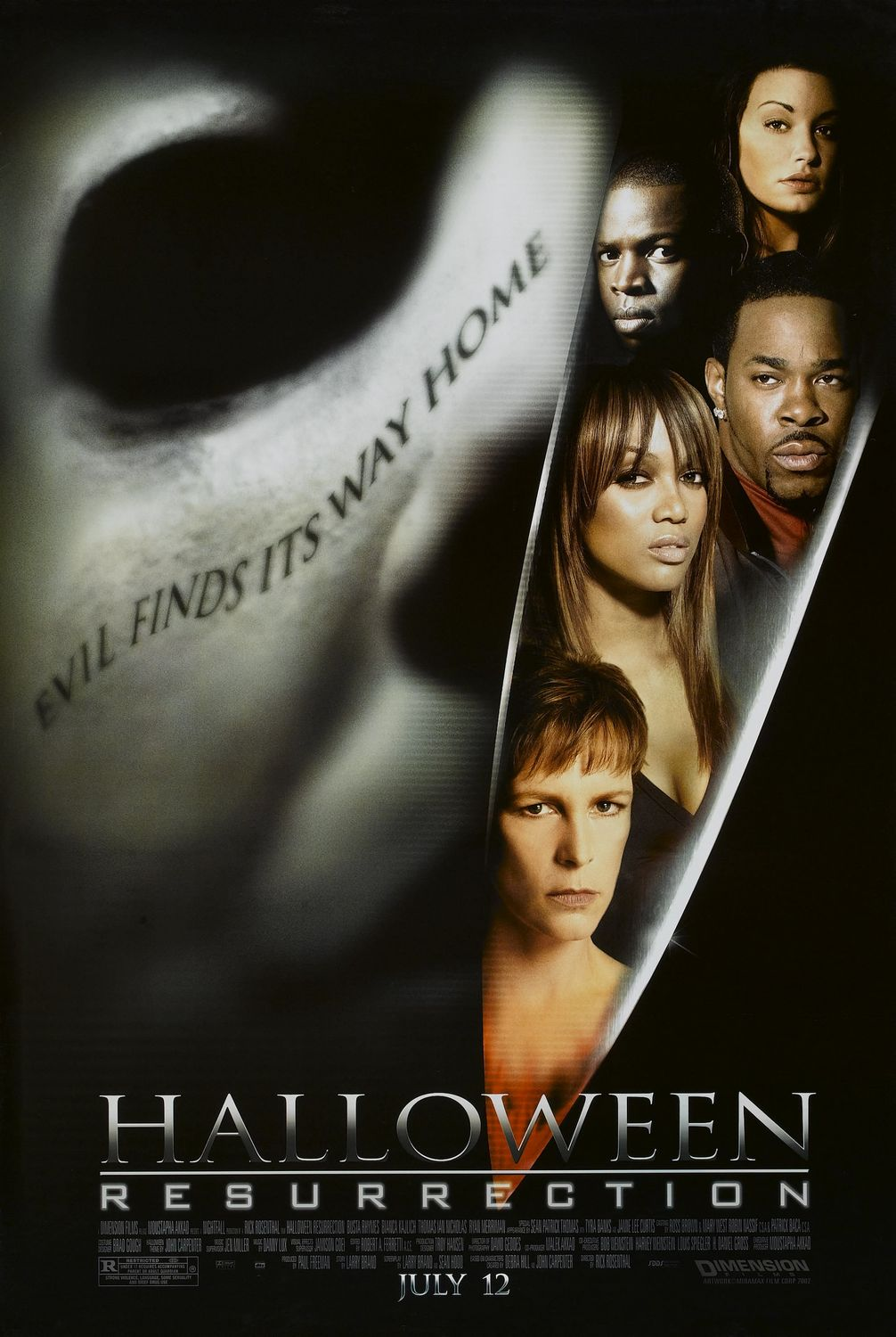 Image result for halloween resurrection