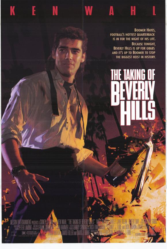 The Taking Of Beverly Hills 1991 Imdb