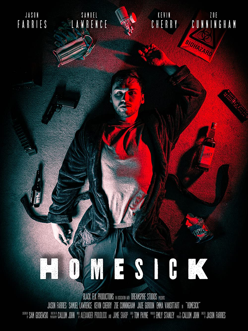 Download Homesick 2021 English 480p HDRip ESubs 350MB