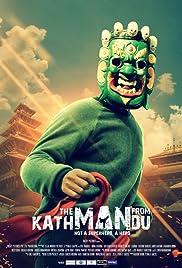 The Man from Kathmandu Vol. 1 Poster