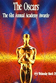 The 61st Annual Academy Awards(1989) Poster - TV Show Forum, Cast, Reviews