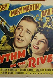 Rhythm on the River Poster